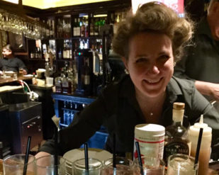 Meet Kristy Lohse, a finalist for the 2019 Best Bartender for the Bucks Happening List.
